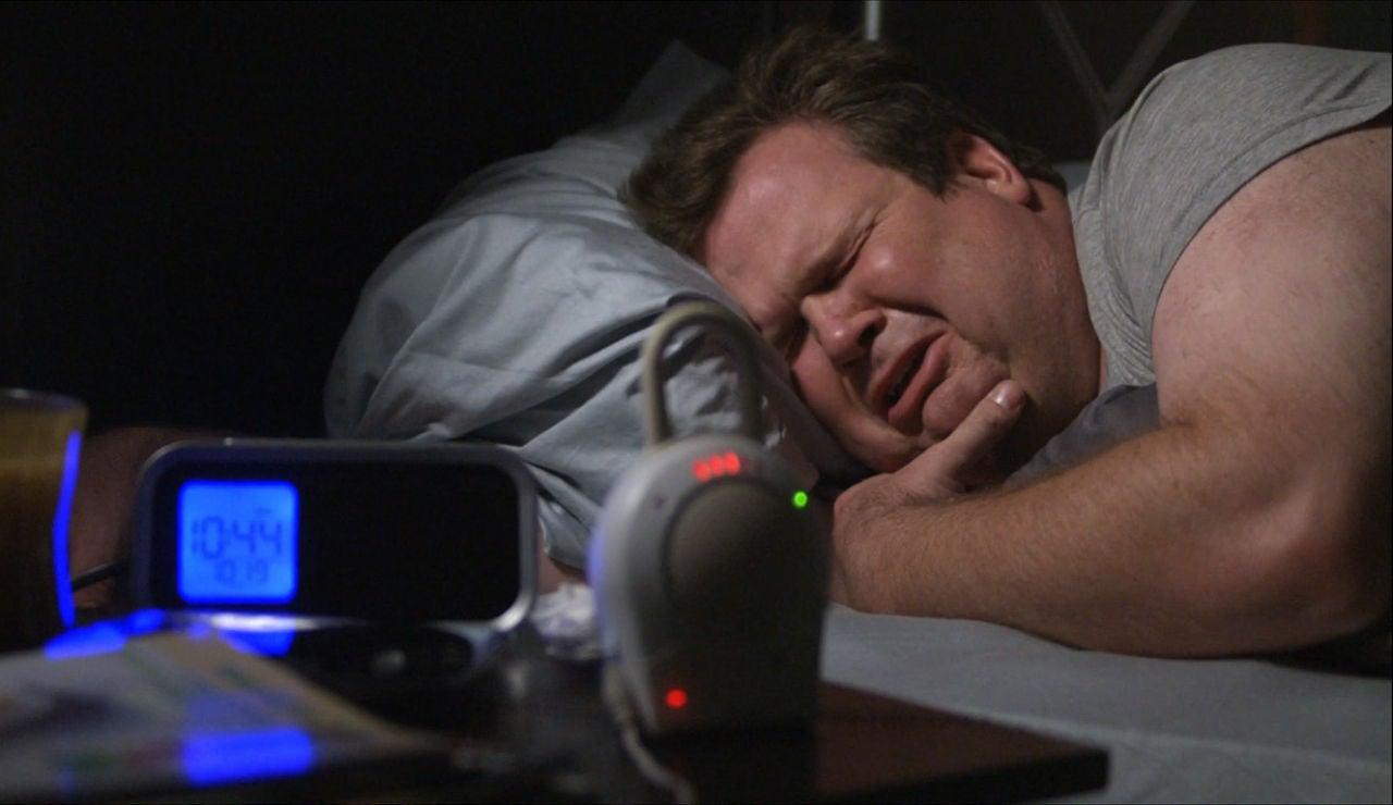 Cameron llorando
