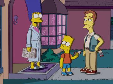 Bart ha caído en las manos del actor secundario Bob