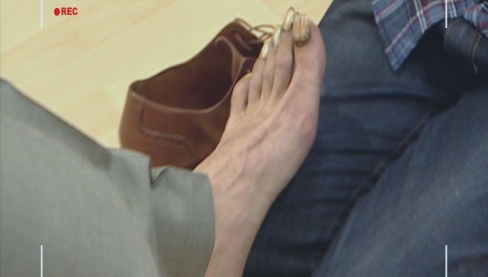 Las uñas de Jaime Walter (01x06)