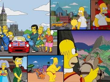 Los viajes de Homer