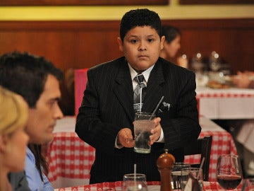 Manny da un discurso