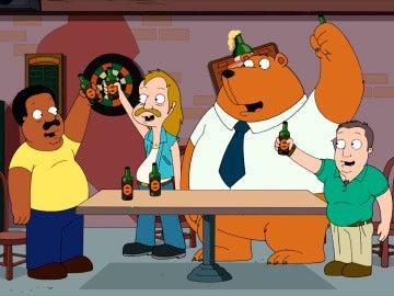 ¡Camino de cerveza!