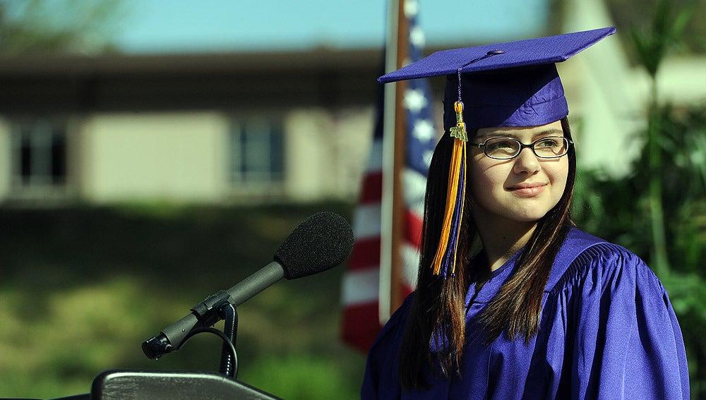 La graduación de Alex