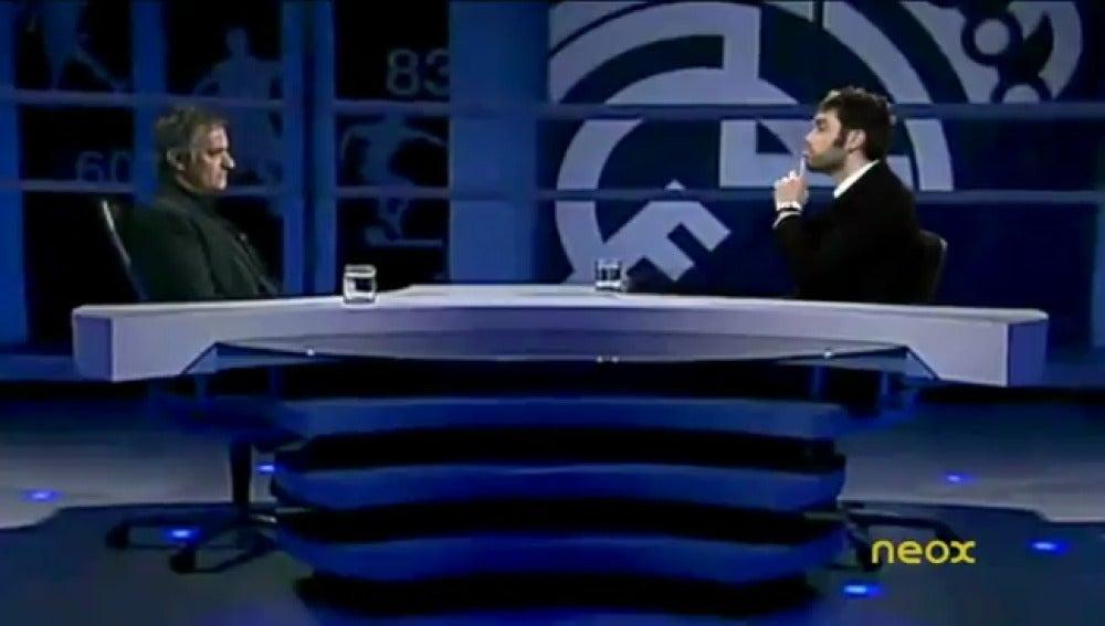 La entrevista más loca a Mourinho