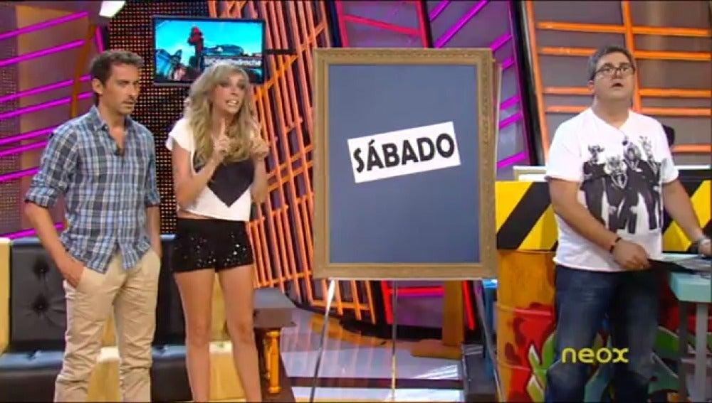 Paco León en Otra Movida - Parte 2