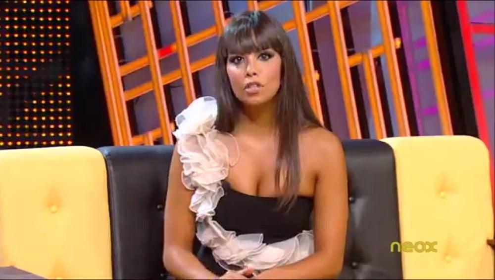 Cristina Pedroche tiene un gozo en el alma...¡grande!