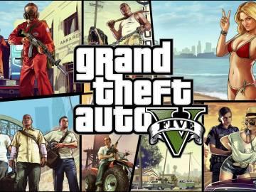 GTA V.