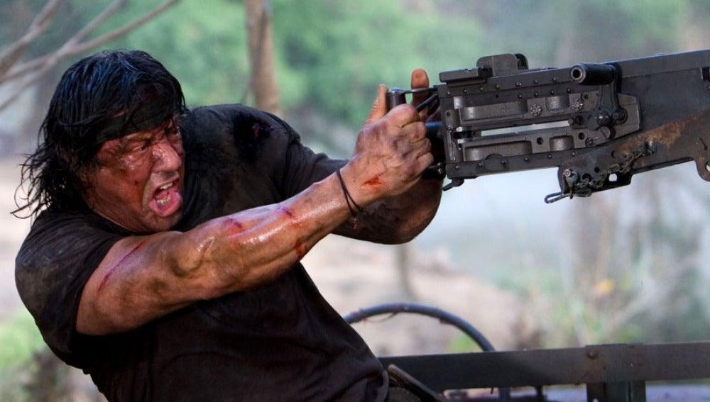 Sylvester Stallone ya se está preparando para 'Rambo V'
