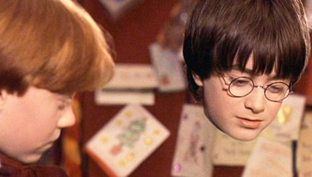 La capa de invisibilidad de Harry Potter
