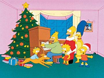 Las primeras imágenes de Los Simpson