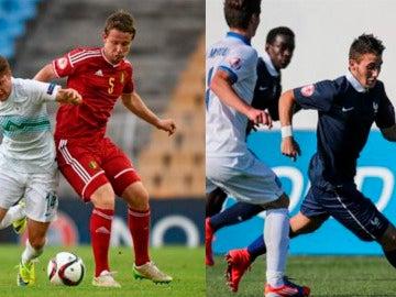 Bélgica y Francia se juegan el pase a la final