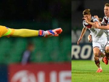 Final del Europeo Sub-17 2015
