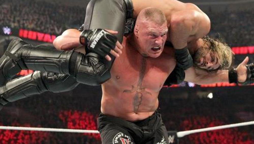 Brock Lesnar Vs Seth Rollins, el combate estrella en Raw