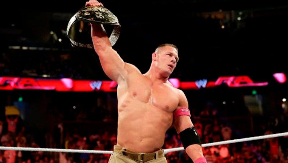 John Cena busca rival