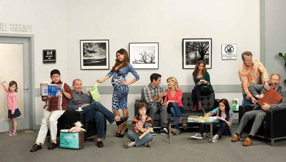 Cita misteriosa en 'Modern Family'