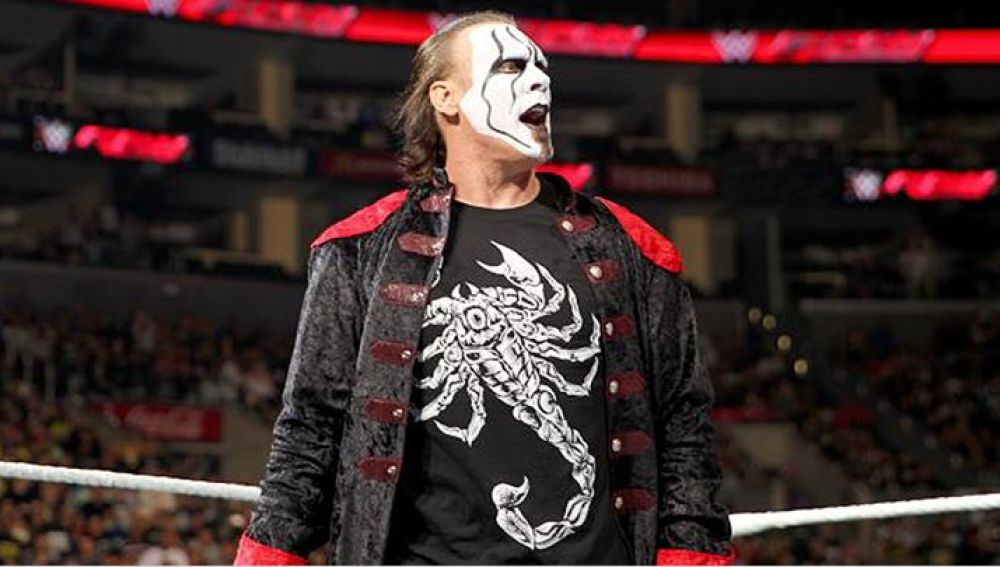 Sting vuelve a Raw
