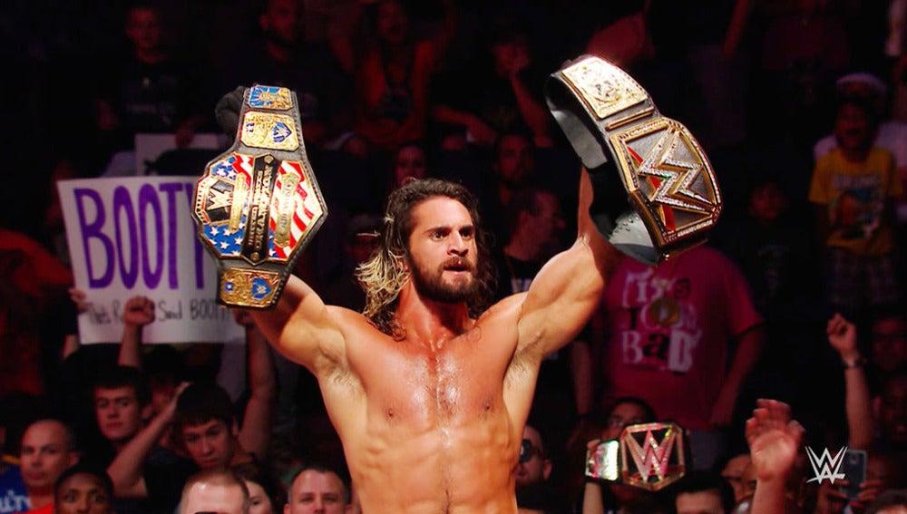 Rollins quiso volver al ring