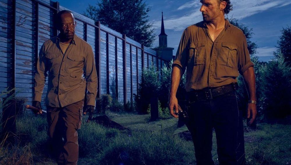 Las 10 nuevas imágenes de la sexta temporada de 'The Walking Dead'