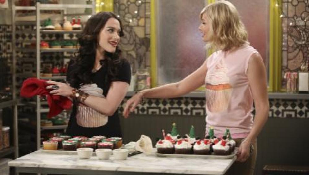Cuarta temporada 'Dos chicas sin blanca'