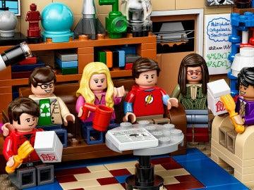 Set LEGO de 'The Big Bang Theory'