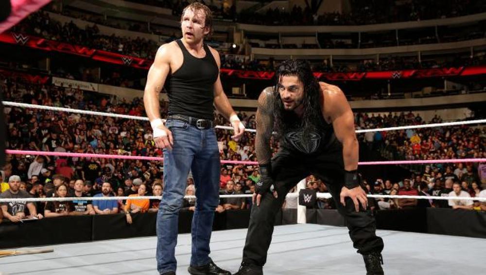 The Shield vuelve a reunirse en 'Raw' contra The Wyatt family