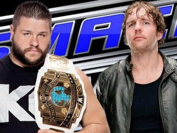Kewin Owens Vs Dean Ambrose, el combate estelar de 'SmackDown'