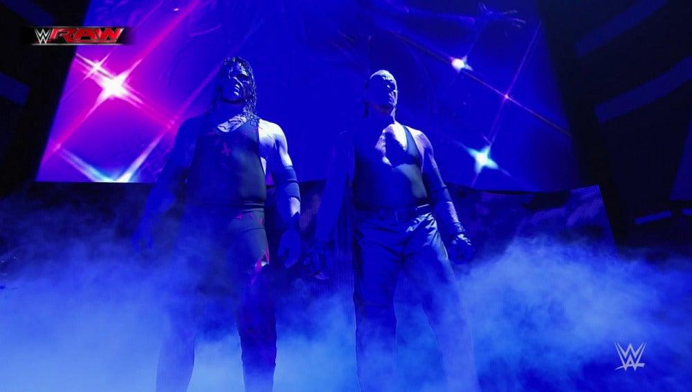 'Brothers of destruction' vuelven a 'Raw'