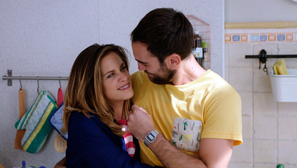 Carmen e Iñaki, una pareja enamorada en el sur