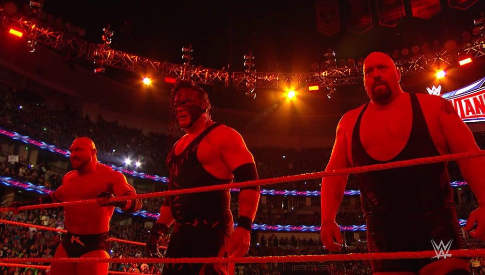 Big Show se lleva el Main Event gracias a Ryback y Kane