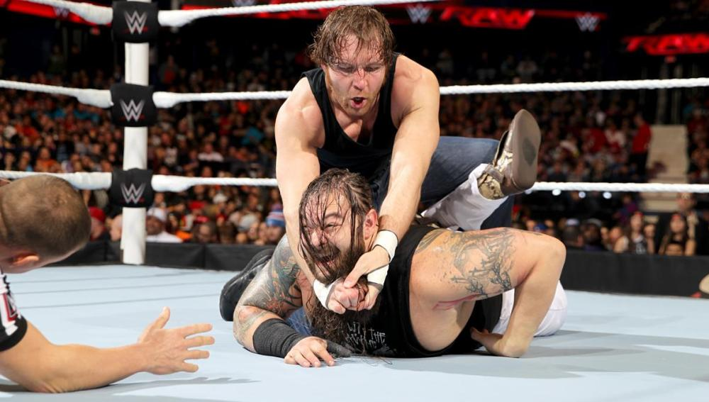 Raw - Capítulo 124 (12-03-16)