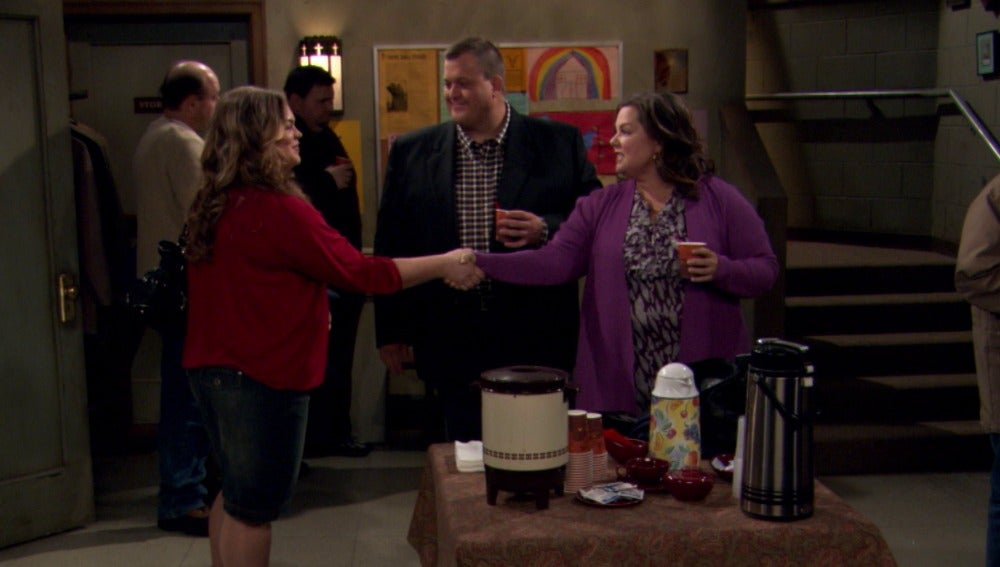 mike and molly cap 9