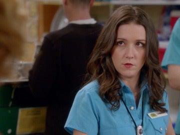 """Sabrina no quiere que Hope participe en """"el día del árbol"""""""