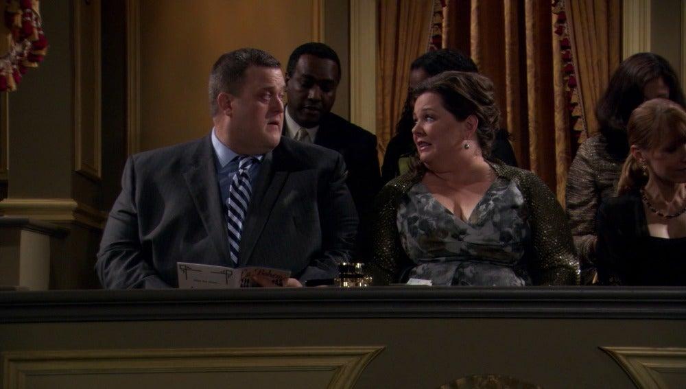 A Mike no le convence la ópera