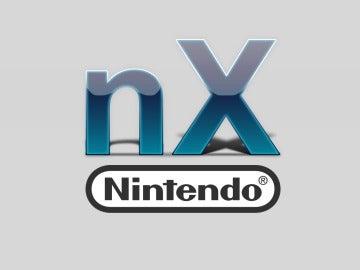 Logotipo ficticio de Nintendo NX