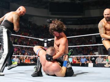 Ambrose, Cesaro y Zayn se imponen a Owens, Jericho y Alberto del Río en 'Raw'