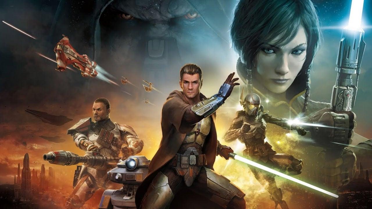 Star Wars The Old Republic ya disponible en Steam de forma totalmente gratuita - VÍDEO