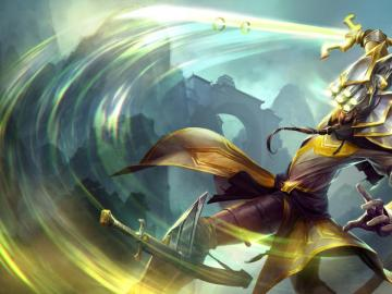 Maestro Yi, de League of Legends