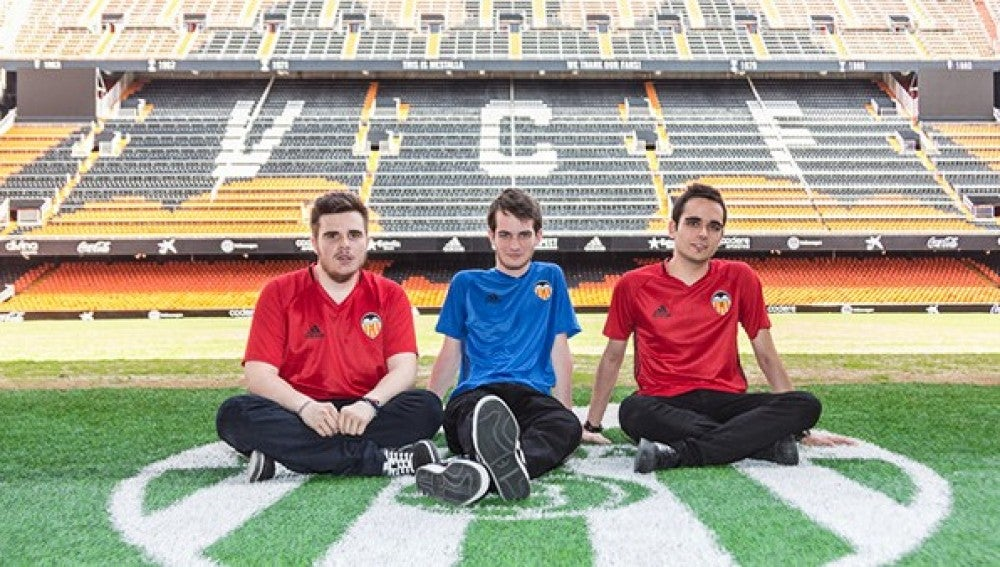 El equipo oficial de Rocket League
