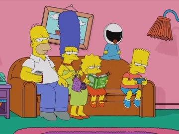 Los Simpson hacen el Harlem Shake