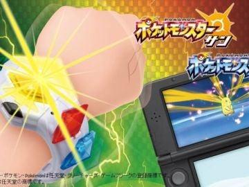 Pulsera Z de Pokémon Sol y Luna
