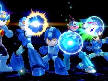 Smash Final de Mega Man