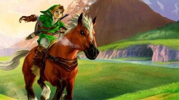 Link en Ocarina of Time