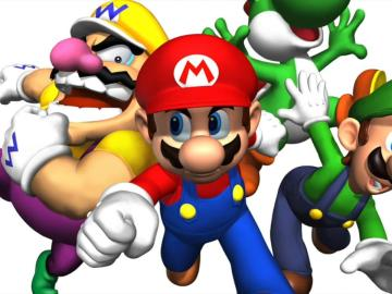 Super Mario, Luigi, Wario y Yoshi