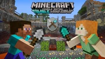 Tumble en 'Minecraft'