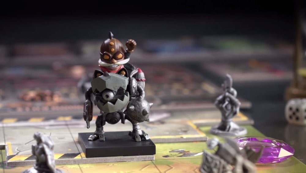 Neox Games Riot Games Lanzara Su Juego De Mesa Oficial De League