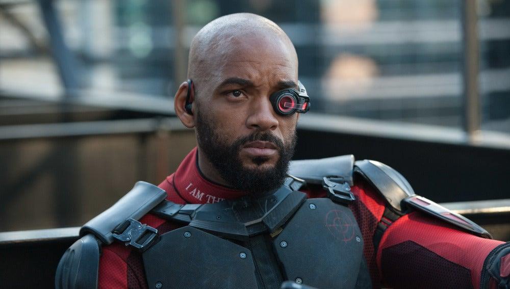 ¿Deadshot muriendo de forma heroica para salvar a su hija? No nos extrañaría