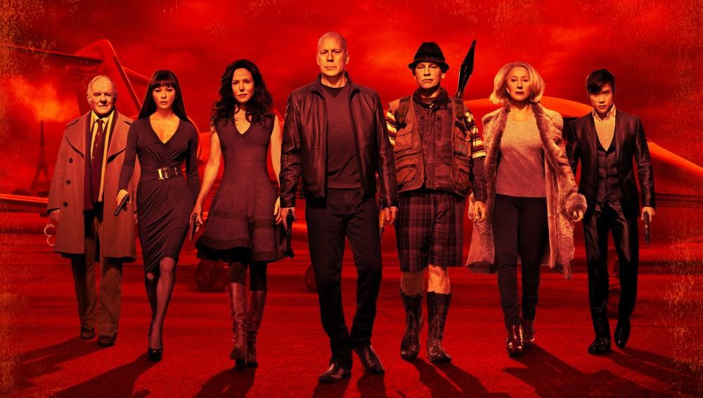 'Red 2' este martes en Neox