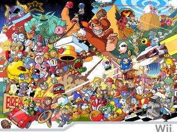 Personajes clásicos de videojuegos