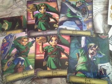 Cartas de The Legend of Zelda