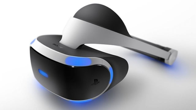 Gafas PlayStation VR de realidad virtual